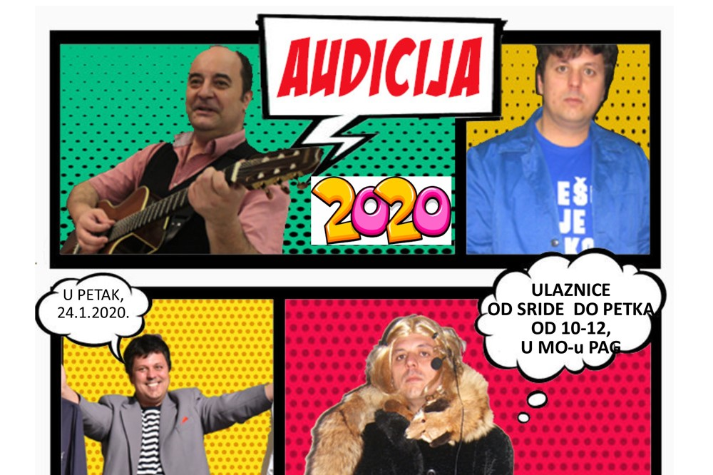 Radio Pag Audicija
