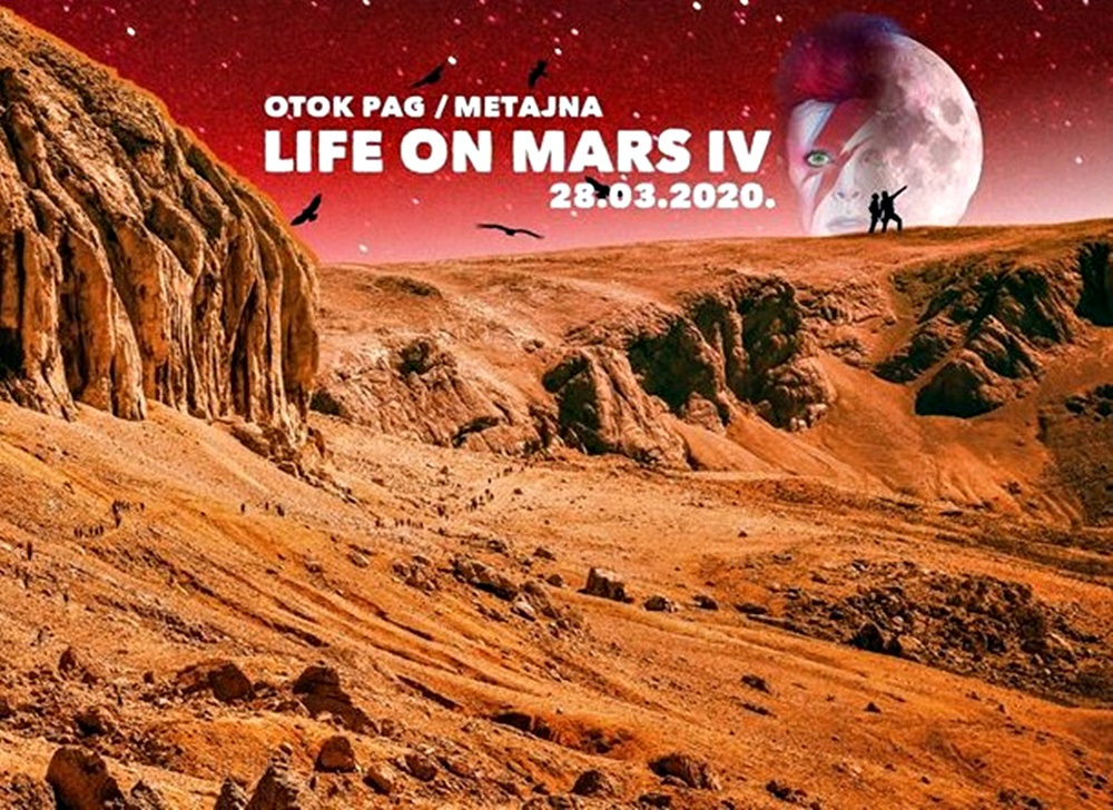 Radio Pag Life on Mars